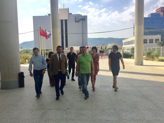 Grupo Municipal Socialista de Alcantarilla se querella contra el alcalde - 1, Foto 1