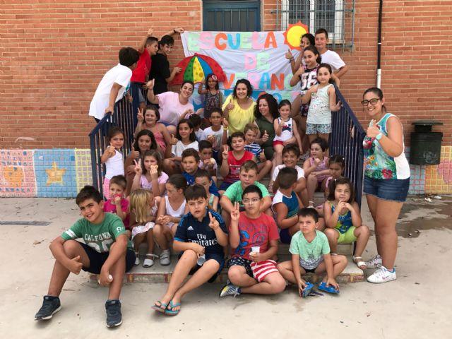 Clausura de las escuelas de verano 2017 en Torre-Pacheco - 1, Foto 1