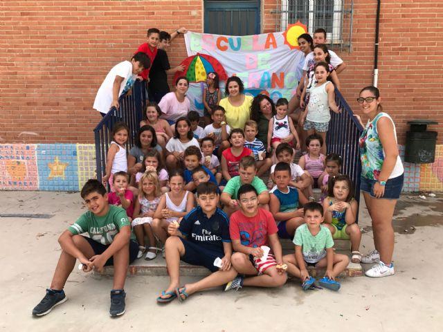 Clausura de las escuelas de verano 2017 en Torre-Pacheco - 2, Foto 2