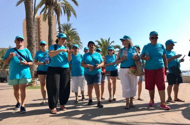 Voluntarios del Banco del Tiempo se unen a la campaña Naturalmente, Mar Menor - 2, Foto 2