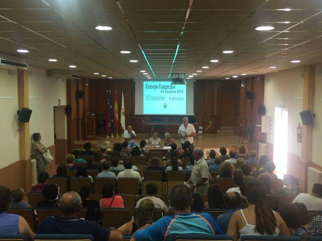 Iniciados los Consejos Comarcales de Empleo que darán trabajo a 192 personas en los próximos seis meses - 2, Foto 2
