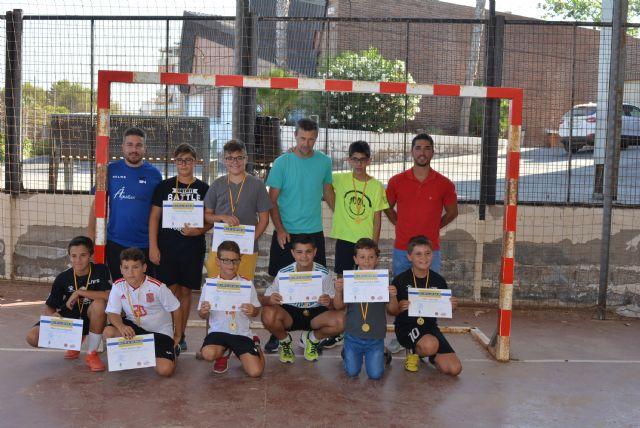 Concluye el Curso de Tecnificación de Fútbol Sala con el acto de entrega de diplomas - 1, Foto 1