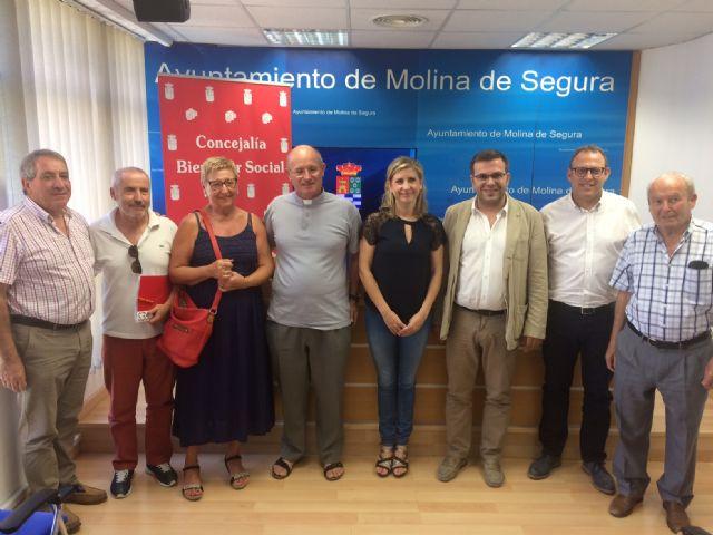 El Ayuntamiento de Molina de Segura y Cáritas firman un convenio de colaboración para atender a personas en situación de exclusión social grave - 1, Foto 1