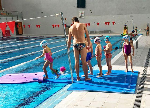 300 alumnos participan en julio en los cursos intensivos de natación del State Sport Las Torres - 3, Foto 3