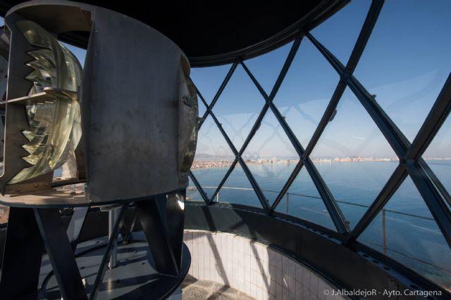 La alcaldesa pide a la Autoridad Portuaria que aclare las dudas sobre la privatización del Faro de Cabo de Palos - 1, Foto 1