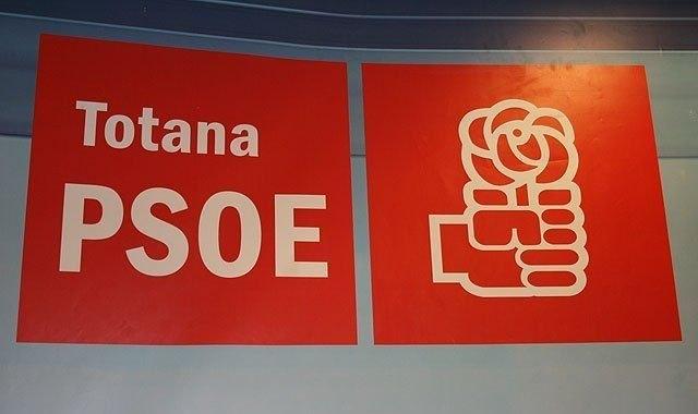 Los socialistas de Totana celebran que el Gobierno de la Nación garantice la aportación hídrica a la Región de Murcia hasta la finalización del año hidrológico