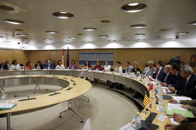 La Región sale del Consejo de Política Fiscal y Financiera sin nueva financiación y con más gasto - 1, Foto 1