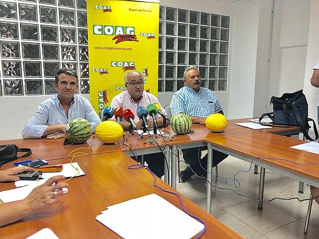 COAG anuncia que en septiembre comenzarán las reuniones con eurodiputados para redactar el Plan Estratégico del Secano - 1, Foto 1
