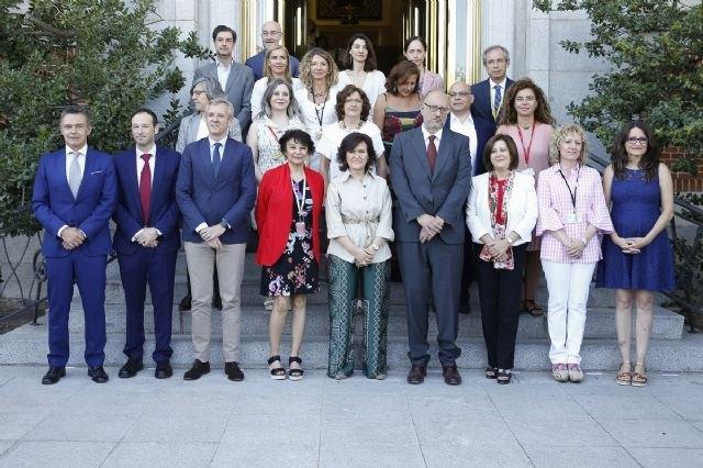 La Región recibirá 4,1 millones de euros del Pacto de Estado contra la Violencia de Género - 1, Foto 1