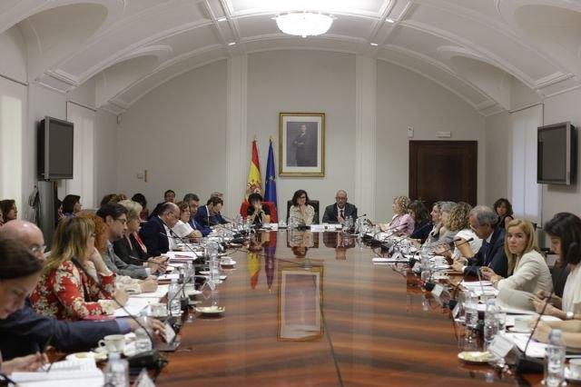 La Región recibirá 4,1 millones de euros del Pacto de Estado contra la Violencia de Género - 2, Foto 2