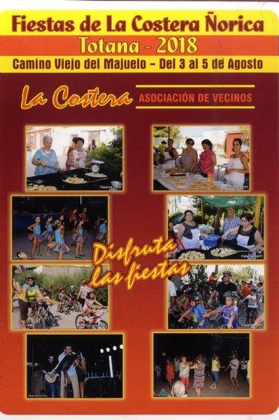 Las fiestas de La Costera Ñorica se celebrarán el próximo fin de semana, del 3 al 5 de agosto, en el Camino Viejo del Majuelo - 5, Foto 5