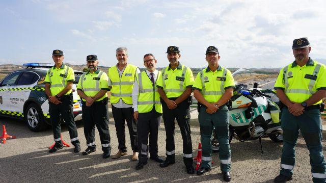Tráfico prevé 210.000 desplazamientos en las carreteras de la Región durante la Operación Especial Primero de Agosto - 1, Foto 1