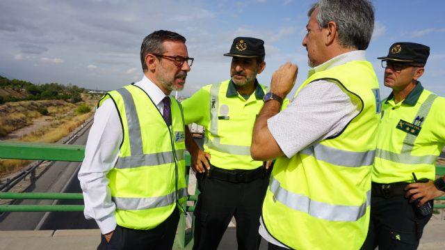 Tráfico prevé 210.000 desplazamientos en las carreteras de la Región durante la Operación Especial Primero de Agosto - 2, Foto 2
