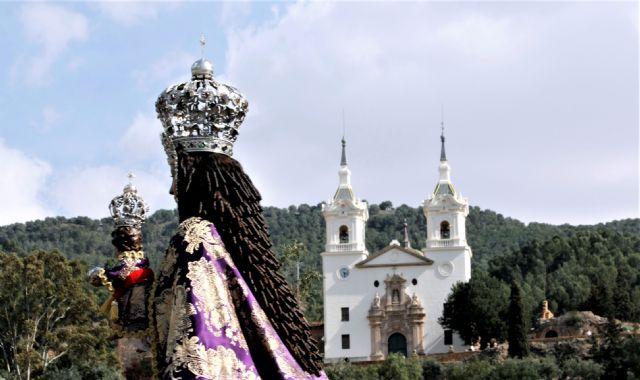 La Fuensanta ya está en su santuario - 1, Foto 1