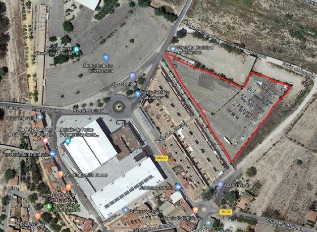 El PP propone la creación de 450 nuevas plazas de aparcamiento totalmente gratuito para todos los lorquinos y a coste cero para el Ayuntamiento - 1, Foto 1