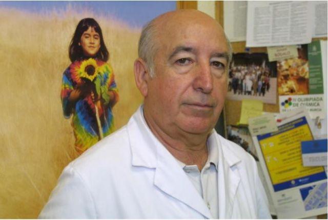 El profesor emérito de la UMU Antonio Bódalo, Medalla de Oro de la Asociación Nacional de Químicos e Ingenieros Químicos - 1, Foto 1