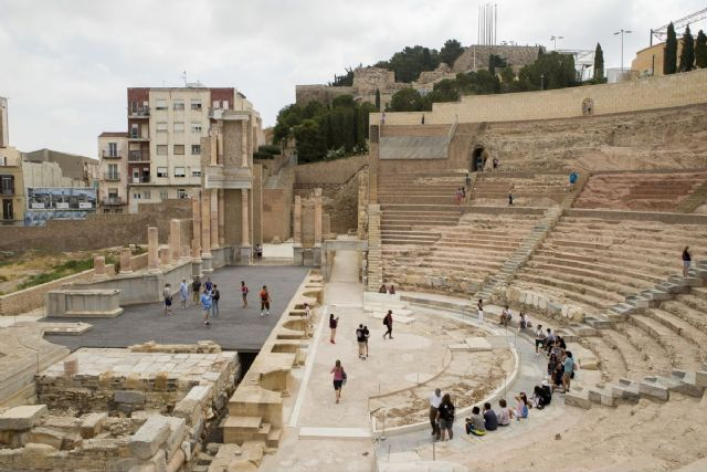 Cada día de agosto el Teatro Romano de Cartagena traerá una historia - 1, Foto 1