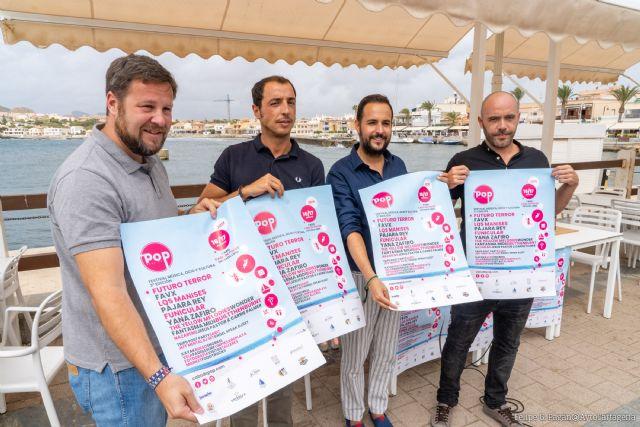 El festival Cabo de Pop 2019 conciencia sobre la limpieza de las playas y el uso de vasos biodegradables - 1, Foto 1