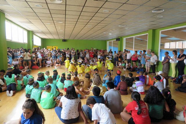 Más de 150 niños han asistido en julio a las escuelas municipales de verano del casco urbano y pedanías - 2, Foto 2