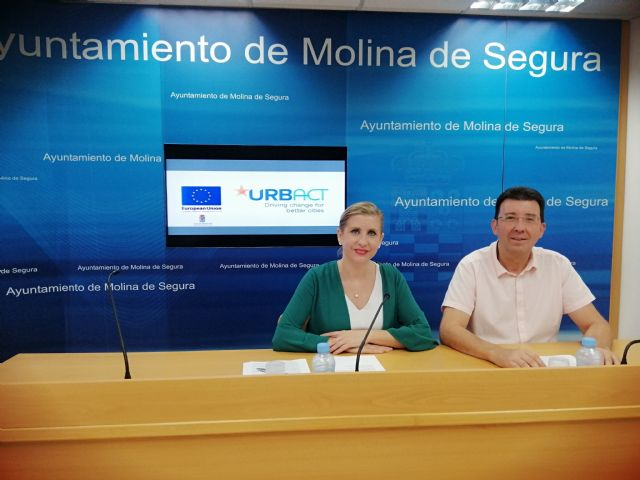 El Barrio de Fátima se beneficiará del programa europeo URBACT que promueve el desarrollo urbano sostenible - 1, Foto 1