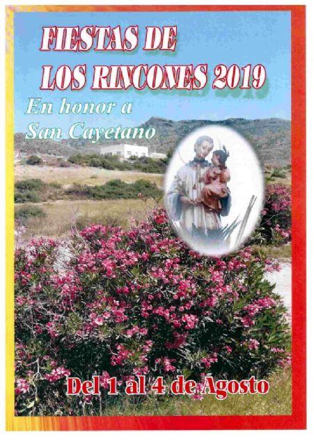 El traslado de San Cayetano inicia mañana las fiestas de los Rincones - 1, Foto 1