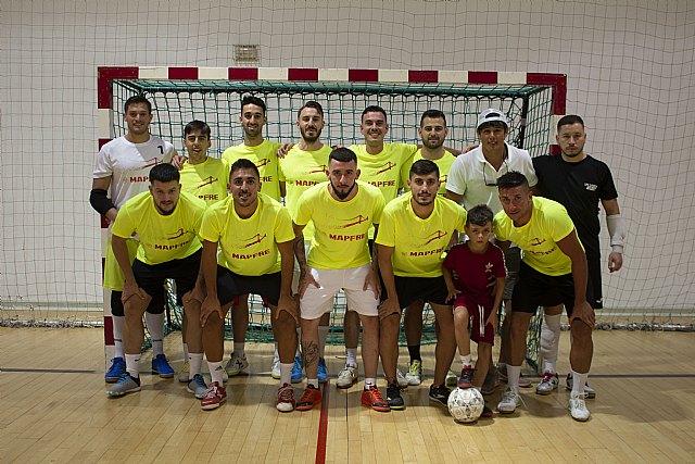 El equipo Migas Electrodomésticos gana las 24 Horas de Fútbol Sala al vencer en la final al Preel (6-2), organizadas por la Asociación de Árbitros de Fútbol de Totana