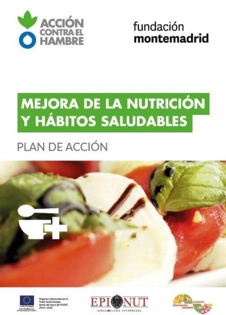 """Guía """"Mejora de la nutrición y hábitos saludables. Un plan de acción - 1, Foto 1"""