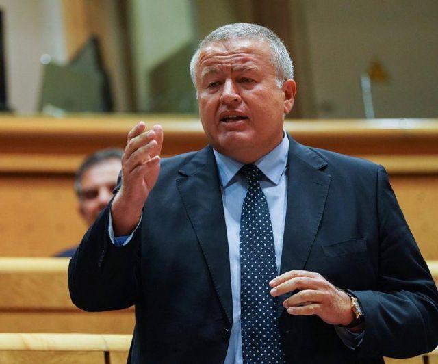 El PP pide la comparecencia en el Senado de José Vélez, delegado del Gobierno, para dar explicaciones de su nefasta gestión - 1, Foto 1