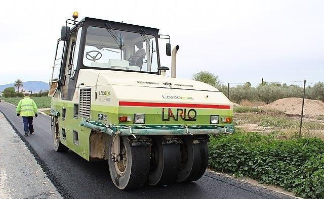 La Consejería de Agricultura incluye tres caminos rurales de Totana de los 37 de la Región elegidos para su adecuación por un importe total de 6 millones de euros, Foto 2