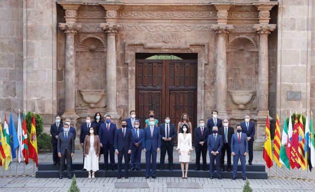 López Miras reclama a Sánchez que el reparto de los fondos europeos para hacer frente al covid-19 no discrimine a unos territorios frente a otros - 1, Foto 1