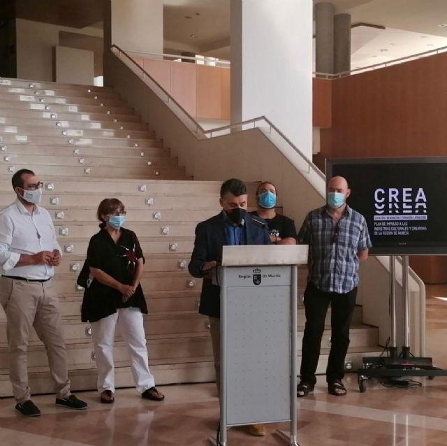 Cultura destina 120.000 euros del Plan CREA para el desarrollo de proyectos audiovisuales - 1, Foto 1