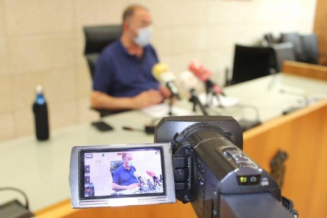 El alcalde solicita una reunión urgente con López Miras para abordar la extraordinaria situación social y sanitaria del municipio a raíz de los brotes locales de la pandemia - 3, Foto 3