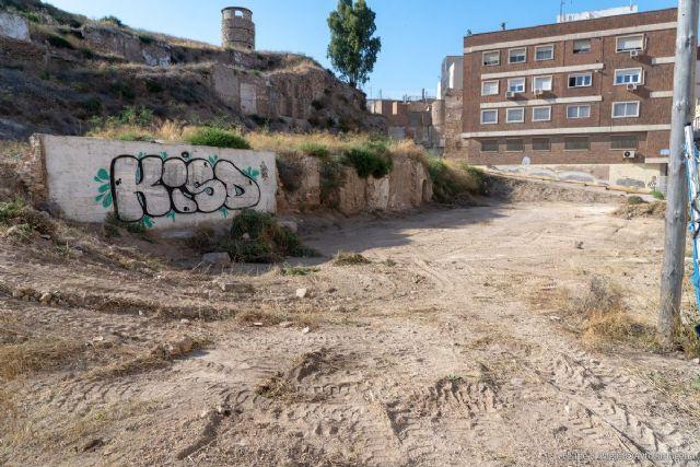 Casco Antiguo saca a subasta cuatro parcelas de la Morería Baja con el objetivo de revitalizar esta zona - 1, Foto 1