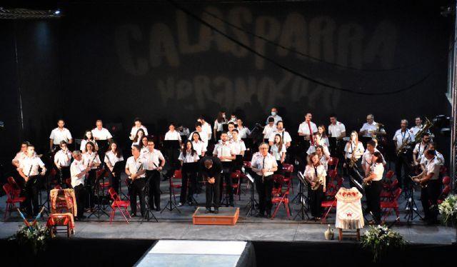 Los pasodobles y el toreo de salón se unieron en Calasparra durante un concierto muy especial - 3, Foto 3