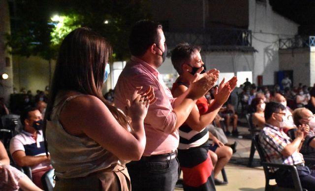 Los pasodobles y el toreo de salón se unieron en Calasparra durante un concierto muy especial - 4, Foto 4