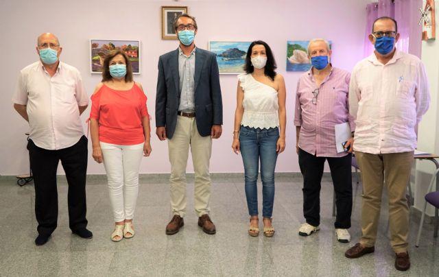 El Ayuntamiento y Repsol firman un convenio para promocionar el deporte en Alumbres y Vista Alegre - 1, Foto 1