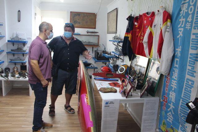 El Museo del Mar acoge la exposición Descubre el piragüismo - 4, Foto 4