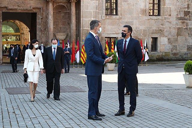 Sánchez señala la XXI Conferencia de Presidentes como vía de impulso de una recuperación inclusiva post COVID-19 - 2, Foto 2