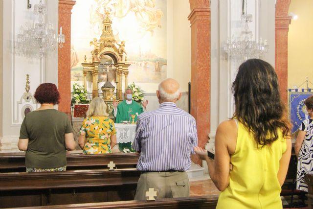 Las misas en la capilla del Palacio Episcopal se adelantan en agosto - 1, Foto 1