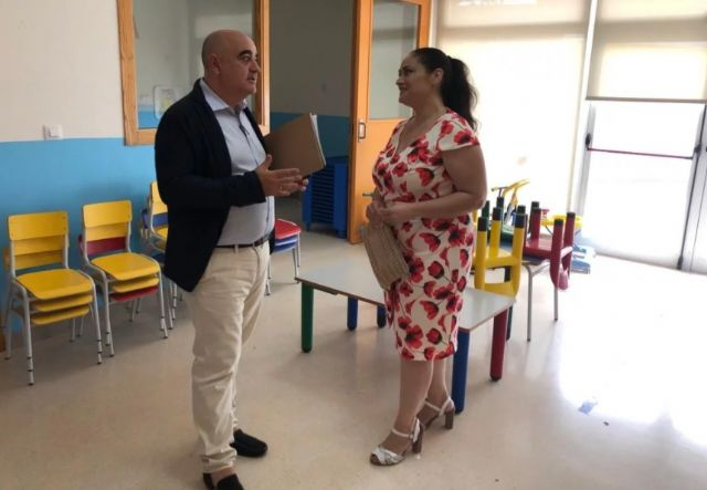El Ayuntamiento de Lorca adjudica la prestación del servicio del Punto de Atención a la Infancia de La Paca a la Fundación Iniciativas El Gigante - 1, Foto 1