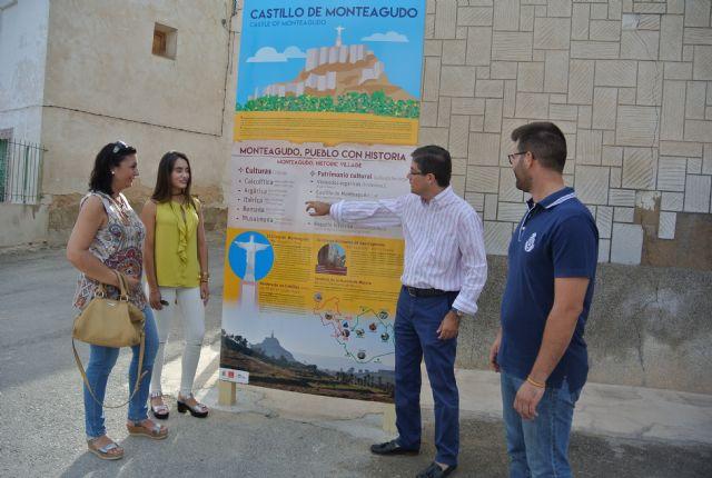 El Ayuntamiento pone en valor el conjunto monumental de Monteagudo con la creación de un nuevo sendero turístico - 1, Foto 1