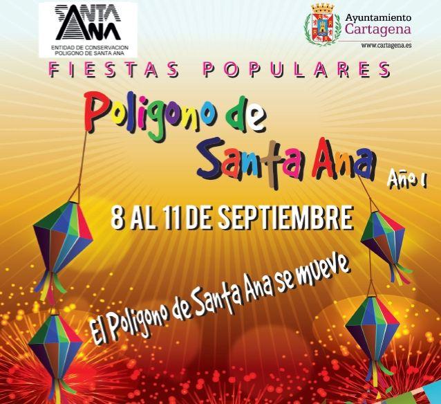 El Polígonode Santa Ana vuelve a tener fiestas - 1, Foto 1