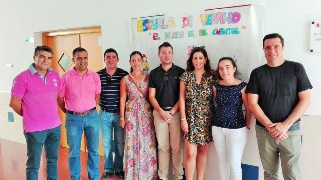 La Comunidad apoya una escuela de verano en Cehegín para la conciliación de la vida familiar y laboral - 1, Foto 1