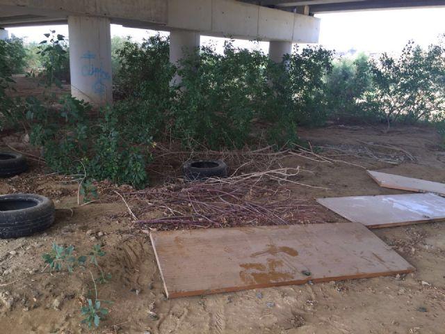 El PSOE exige al gobierno de Ballesta la limpieza y adecuación de las ramblas del municipio ante el anuncio de una posible gota fría - 2, Foto 2