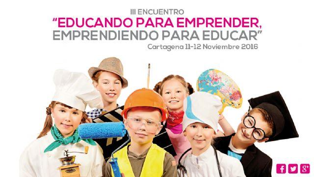 Movimiento La Ola pone en marcha el III Encuentro Educando para Emprender - 1, Foto 1