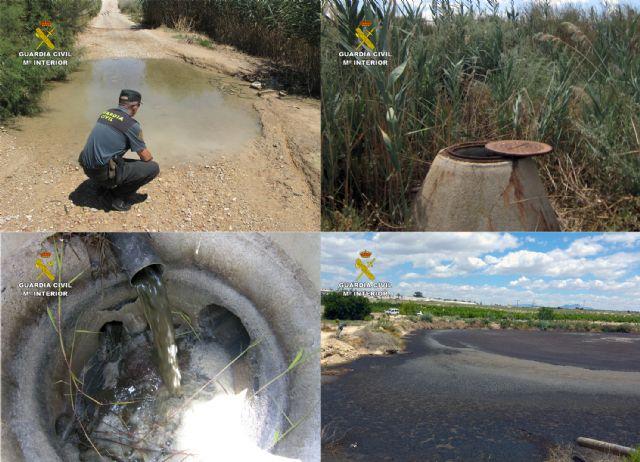 La Guardia Civil investiga al responsable de una granja por vertidos ilegales de purines - 2, Foto 2