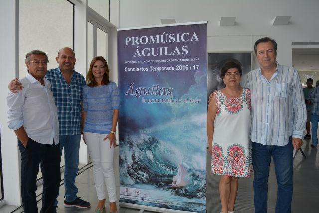 Promúsica presenta una programación que se sitúa entre las quince mejores de España - 1, Foto 1