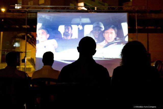 Más de mil personas han disfrutado en barrios y diputaciones de un Verano de Cine - 1, Foto 1