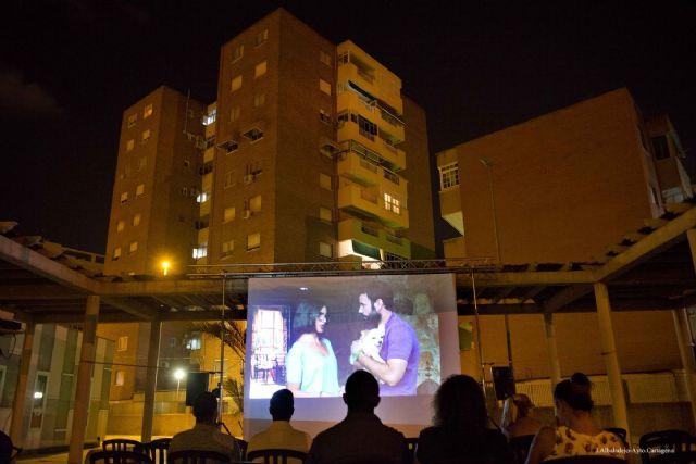 Más de mil personas han disfrutado en barrios y diputaciones de un Verano de Cine - 3, Foto 3
