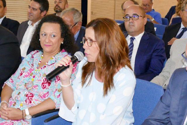 La alcaldesa exige que la redaccion del proyecto para la conexion del Corredor Mediterraneo con Cartagena se adjudique de forma inmediata - 1, Foto 1